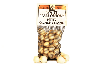 WHITE PEARL ONIONS